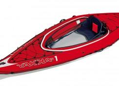 Choisir un kayak de mer